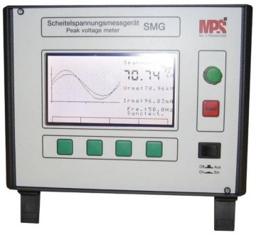 MPS Systeme SMG Peak voltmeter